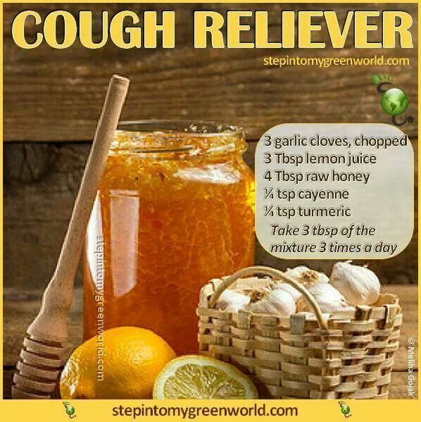 Best Natural Cure For Tickly Cough
