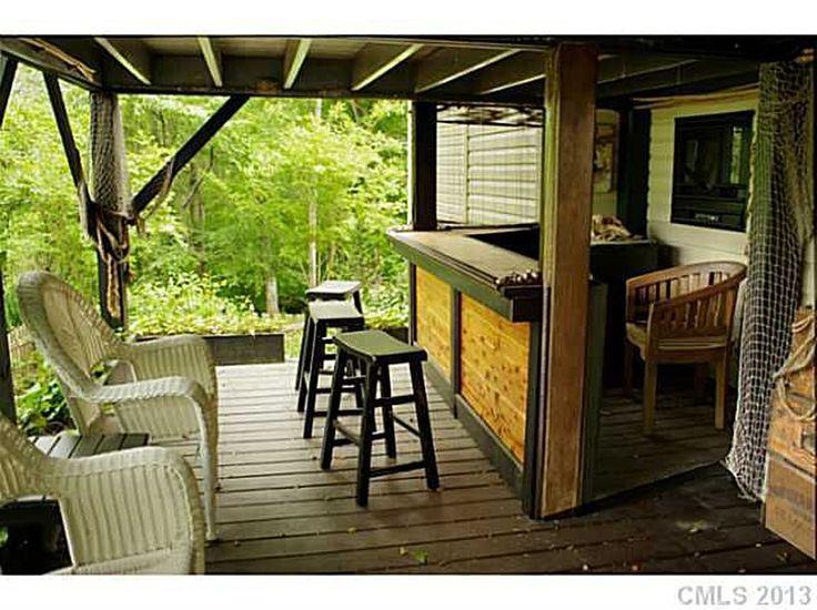 Patio Deck Bar Designs: 50 Best Images About Deck Bar Ideas On Pinterest