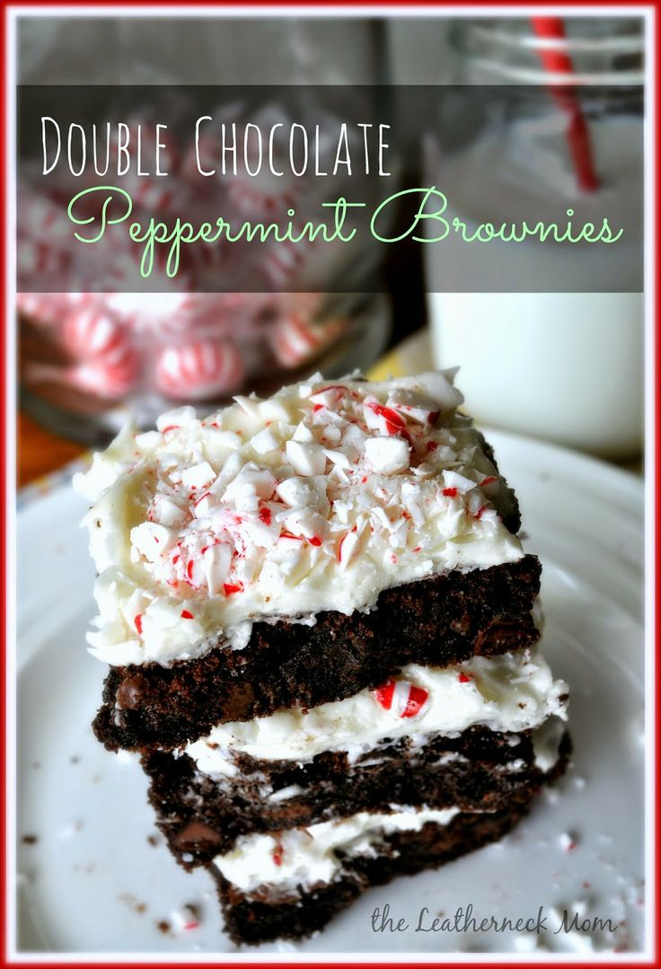 213 best recipes with young living essential oils images on young living essential oils double chocolate peppermint brownies recipe forumfinder Gallery