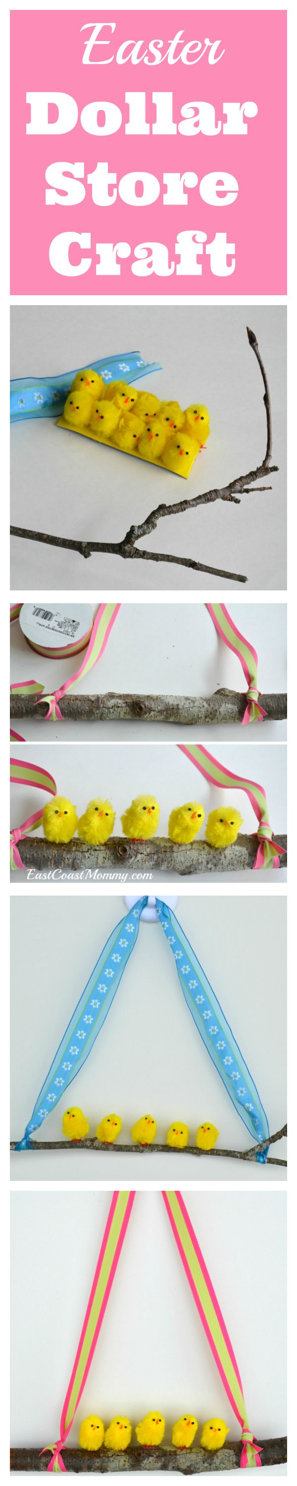 This website has wonderful ideas for easy and inexpensive Easter decor, crafts, and food.