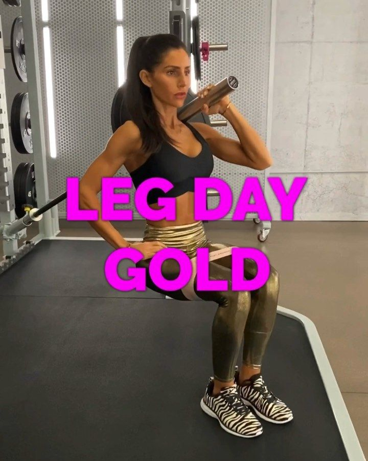 Alexia Clark On Instagram 24k Leg Workout This Is 100 Fire And