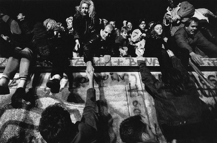 Raymond Depardon - Le mur de berlin