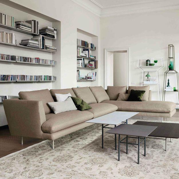 46 best Wohnzimmer Ideen fürs Einrichten images on Pinterest - wohnzimmer grau sofa