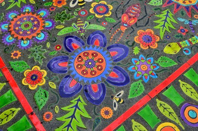 Toronto Gardens: Floramagoria and the art of planting a rainbow