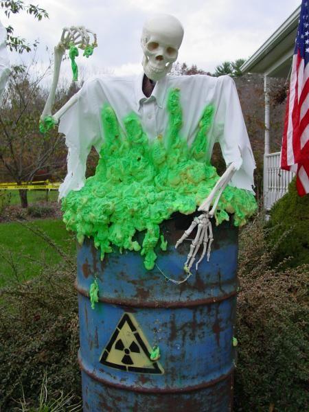 Toxic Victim