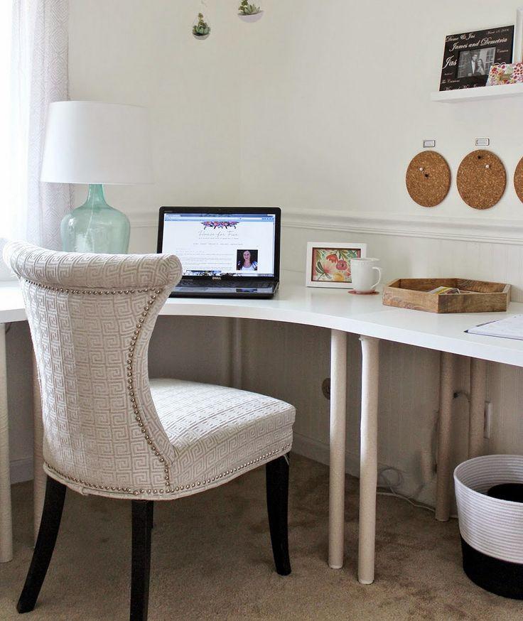 home office corner desk. IKEA LINNMON ADILS Corner Desk Setup Ideas For Home Office O