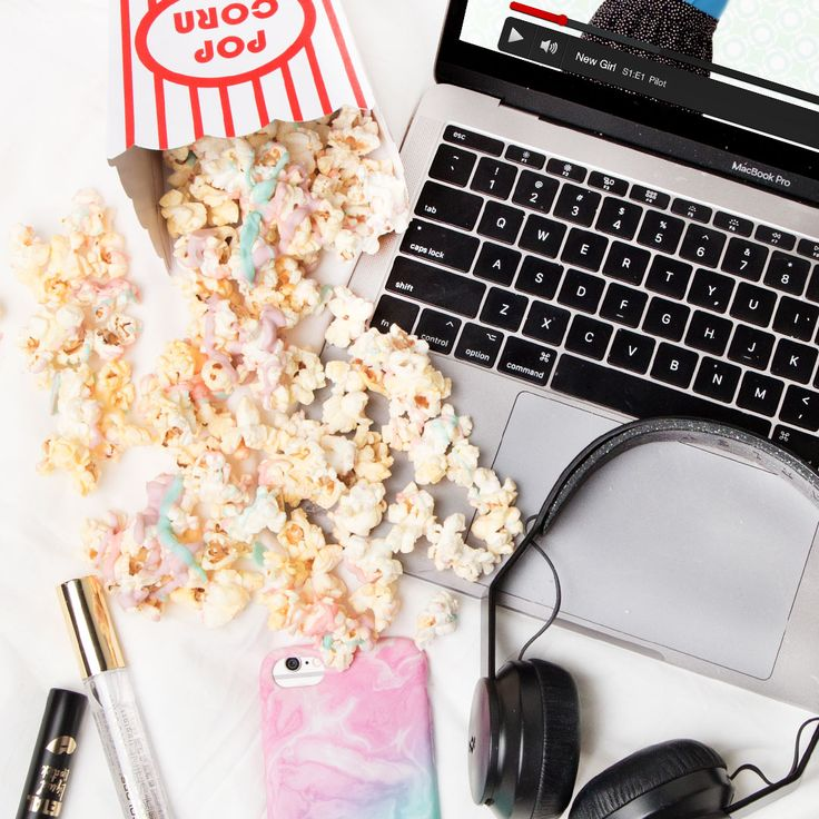 January is the time to hibernate & binge watch all your favourites on Netflix, and you're gunna need a sweet snack. Popcorn is always fun to eat, and it's better for you than salty chips or rich…