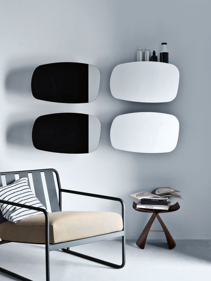 MENHIR collection by Paola Navone for falper /// photographer: Maurizio Marcato // styling : Studio Pepe