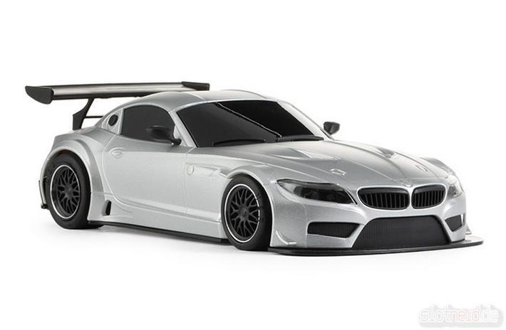 NSR - BMW Z4 E89 Test Car Silver TRIANG (1193AW) - NSR - BMW Z4 E89 Test Car Silver TRIANG (1193AW) #slotcar #BMW