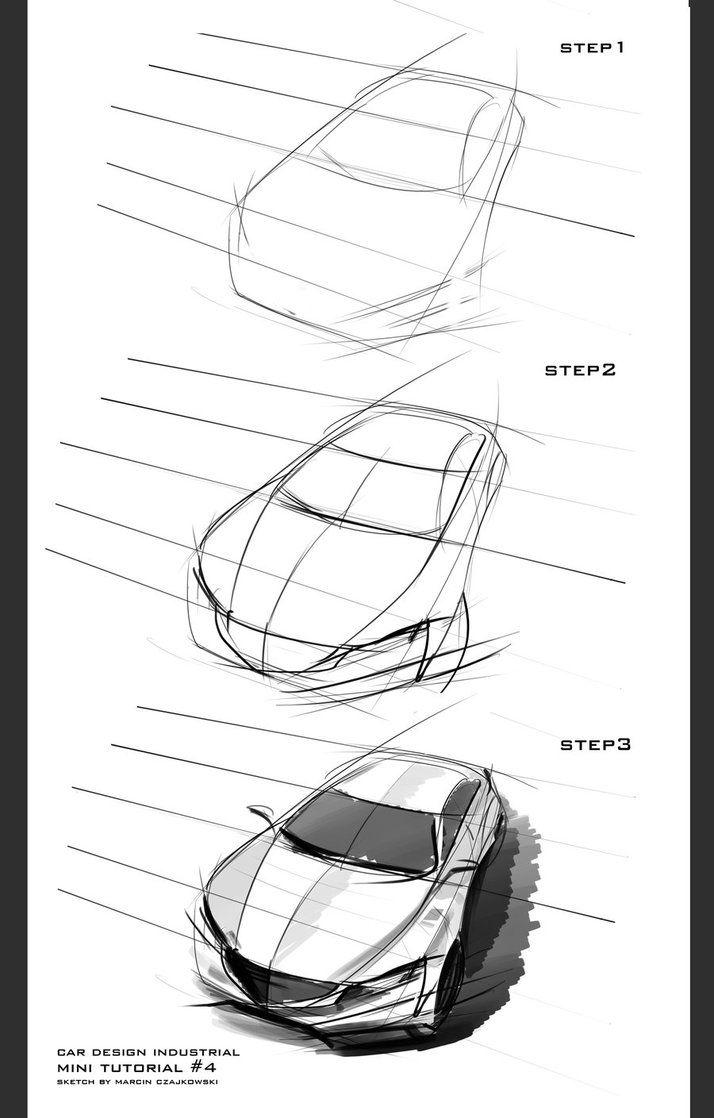 car tutorial by Czajkovski on DeviantArt