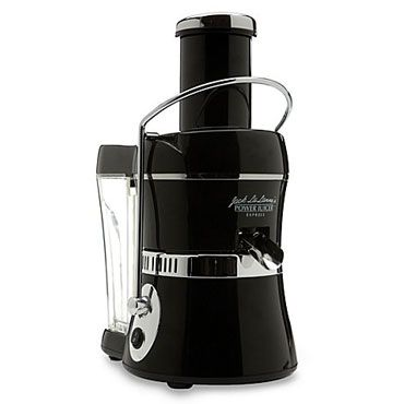 Jack Lalanne Power Juicer Express   Read my in-depth review of this powerful yet affordable juice extractor.