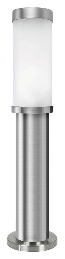 EGLO 86248A Konya Matte Nickel Finish 13 Inch Tall Modern Path Light - EGL-86248A