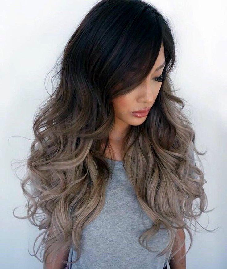 nice Модные техники окрашивания омбре: 55 Идей на все типы волос (фото)