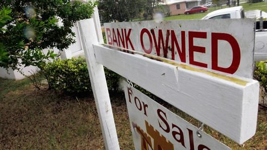 Repossessions spike 66% as foreclosure crisis lingers