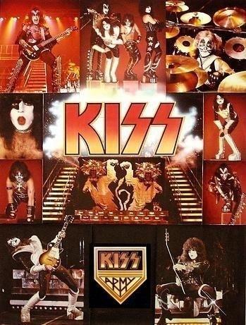 KISS ARMY POSTER 1977.jpg - Members Gallery - Gallery - KISS Online
