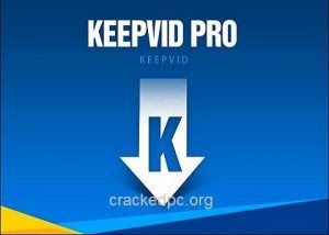 KeepVid Pro 7.1.2.1 Full Crack Plus Key [Latest Version] Free Download  KeepVid Pro 7.1.2.1 Crack is the best and unique videos downloading helper. It empowers you to download the most famous formats of videos from various websites. There is also a problem that the internet user likes to download his favorite video or audio songs form any website. But it not an easy task for them or difficult to do so. KeepVid Pro Key is now facilitating the people in this matter. Now you can easily download…