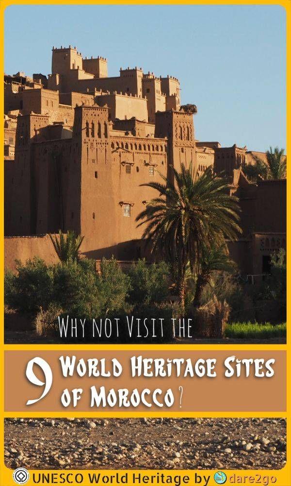 Morocco travel sites