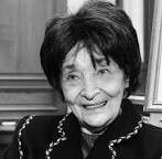 This is beautiful Magda Szabo. She was an outstanding author from Hungary. Magda died 8 years ago in 2007