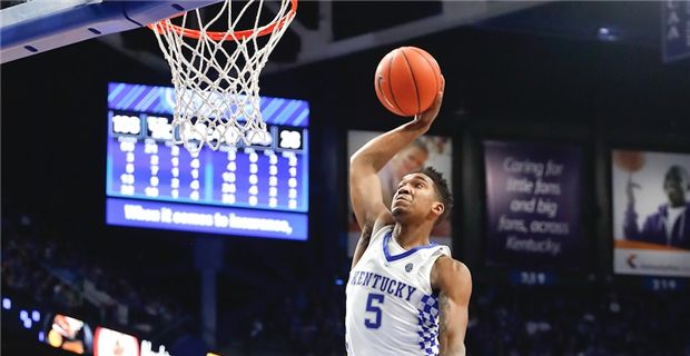 EVERYBODY is already talking about Kentucky Basketball freshman Malik Monk....Kentucky guard Malik Monk is generating some big-time buzz.