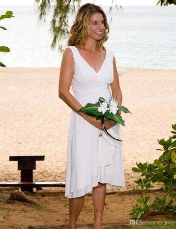 Beach Wedding Sundress
