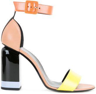 Shop Now - >  https://api.shopstyle.com/action/apiVisitRetailer?id=632969799&pid=uid6996-25233114-59 Pierre Hardy Memphis sandals  ...