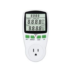 Electricity Usage Monitor EUM-A1, Power Meter. Our Price: $19.00