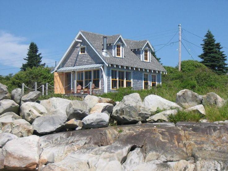 THE BOATHOUSE COTTAGE - Oceanfront - Vacation Rentals in Eagle Head, Southwest Nova Scotia - TripAdvisor