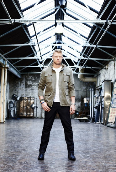 Freddie Flintoff - sporting legend <3