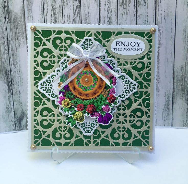 Designed by David Falcons Created using the new Downton Abbey Filigree Create-a-Card dies from Crafter's Companion. #crafterscompanion