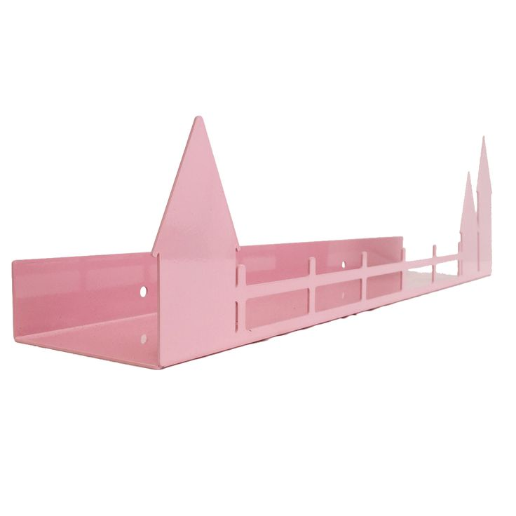 House shelf for kids room. For things or books to decorate and inspire creativity  See more on www.zanzottidesign.com