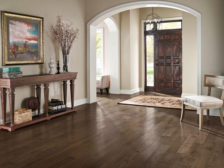 Prime Harvest Oak Hardwood in Dovetail. Dark Hardwood FlooringEngineered  HardwoodArmstrong ... - 33 Best Armstrong Hardwood Images On Pinterest