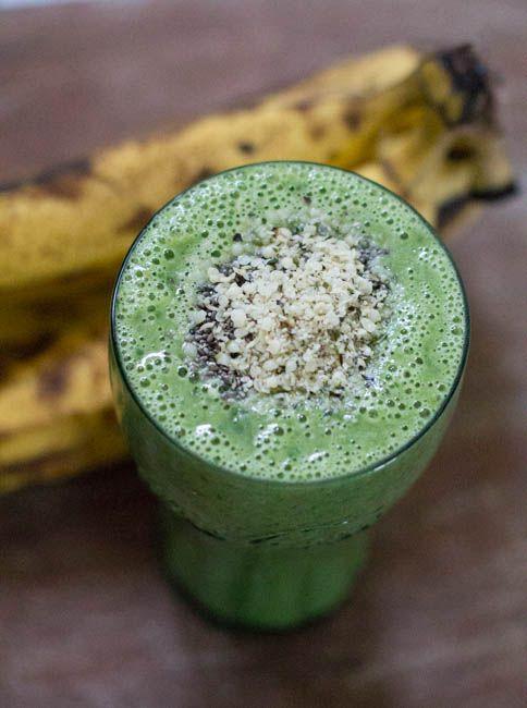 Gezond Recept: Herstel Smoothie - Ideaal na het sporten |Bioteaful