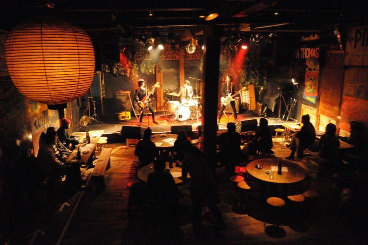 takutaku|Live house磔磔,Kyoto