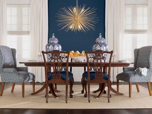 44 Best Ethan Allen Dining Rooms Images On Pinterest  Ethan Allen Fascinating Formal Dining Room Furniture Ethan Allen 2018