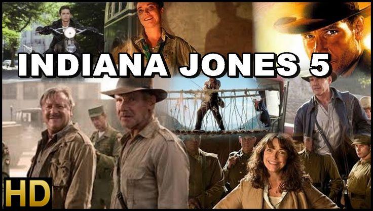 Indiana Jones 5 Trailer   Harrison Ford