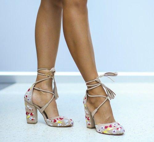 Sandale Fulger Bej