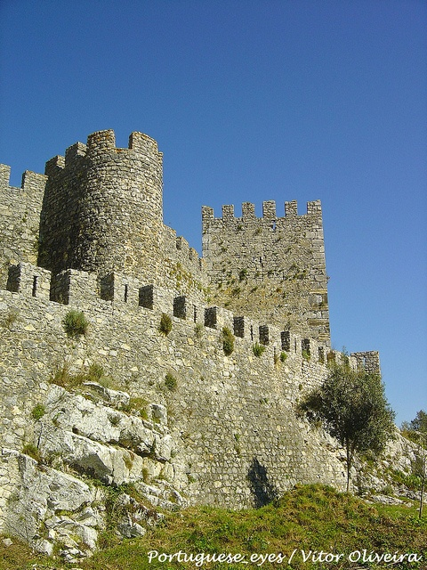 Castelo de Montemor-o-Velho - Portugal by Portuguese_eyes, via Flickr