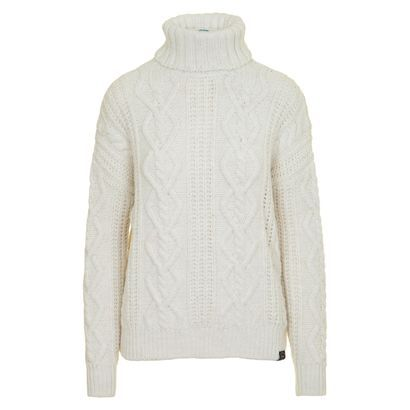 db871c559499 Superdry w esmay cable knitwear - g61002kp-22c in 2019