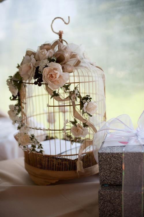 Arredare e decorare con le gabbiette vintage | La Figurina