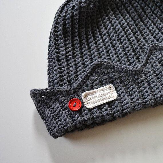 407bb0e24ba PDF Crochet Pattern Jughead Jones Beanie   Crochet Whoopee