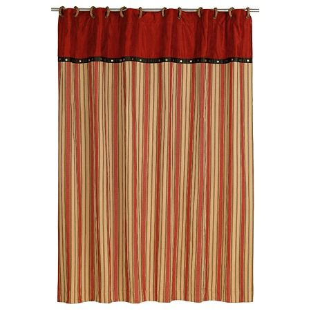 Rock Canyon Shower Curtain Panel