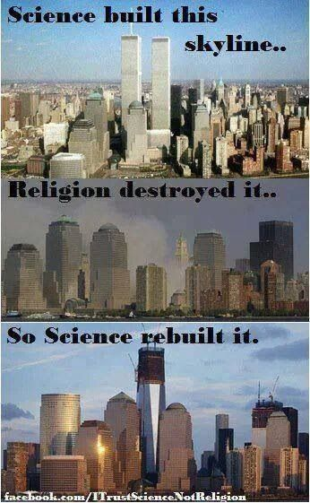 Science will keep on keeping on and abrahamic mis-ology will disappear.