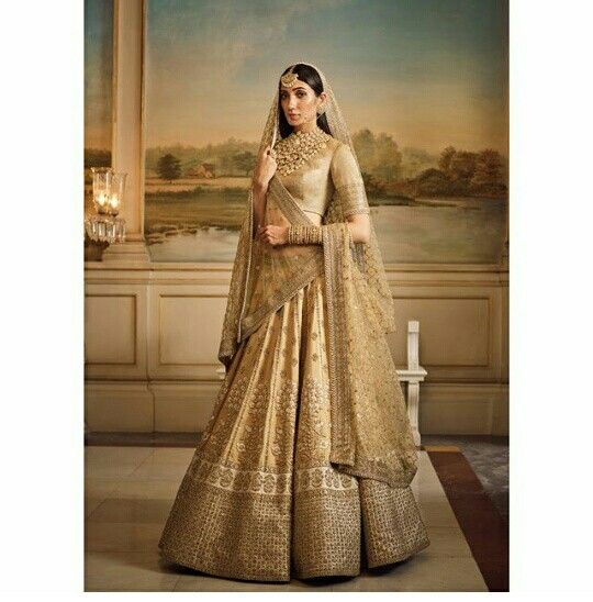 Bridal collection of Sabyasachi mukherjee