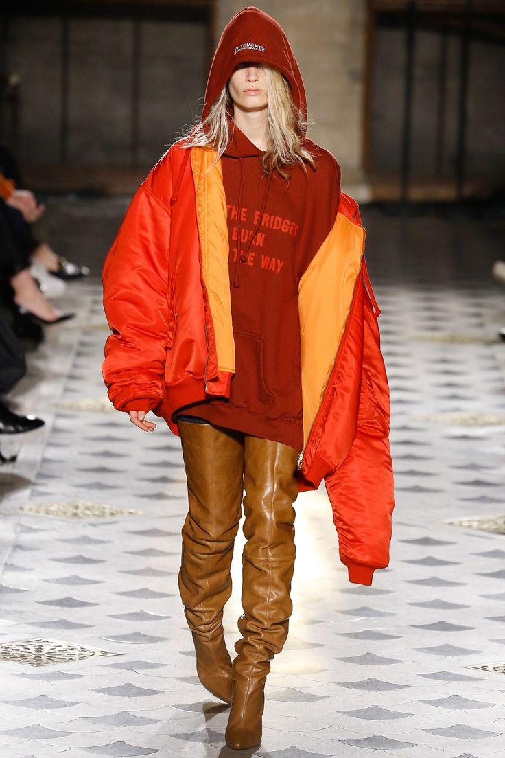 Vetements aw16 puffa jacket