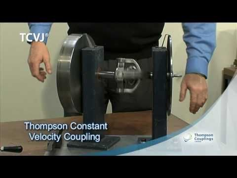 Thompson Constant Velocity Joint - TCVJ ®