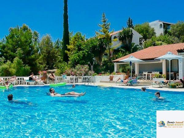 Hotel Nautilus, #Barbati, #Corfu, #Grecia