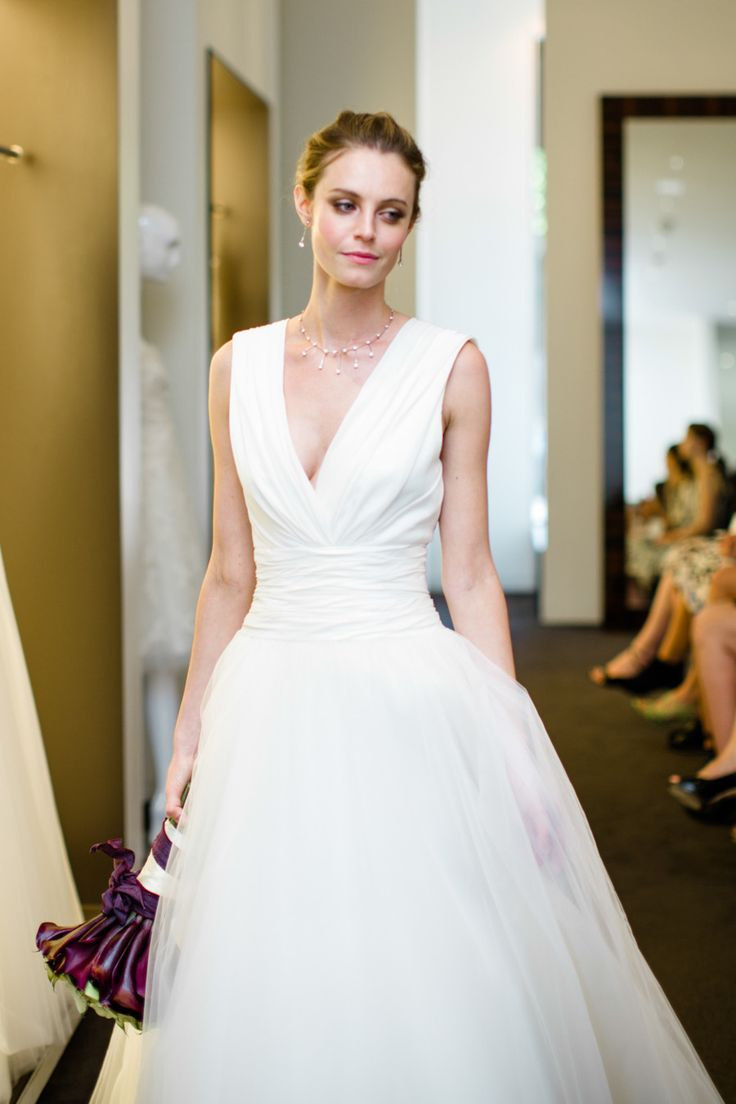 51 best wedding dresses images on pinterest wedding gowns behind the scenes bridal fashion with carolina herrera ombrellifo Image collections