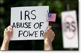 The even worse IRS scandal: the rule of fear