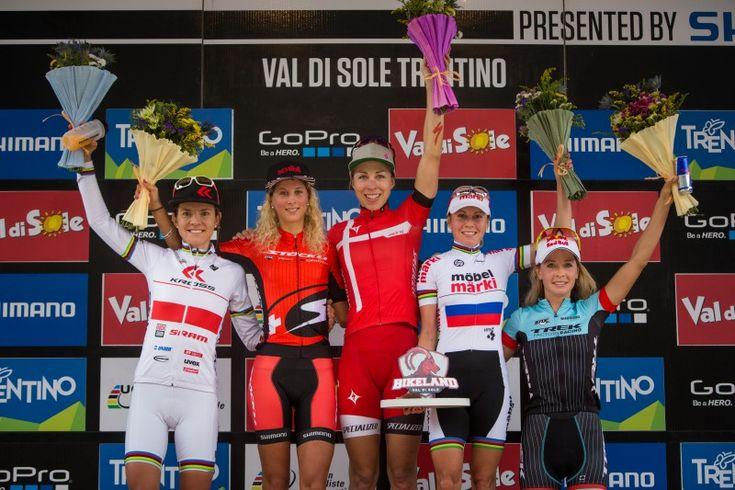 Women's Elite #UCIWorldCup #WindhamdXCO 2015 podium