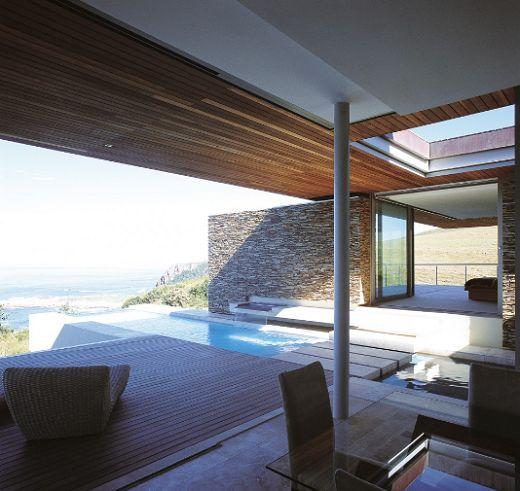 de exteriores de casas modernas  Diseño de interiores de casas